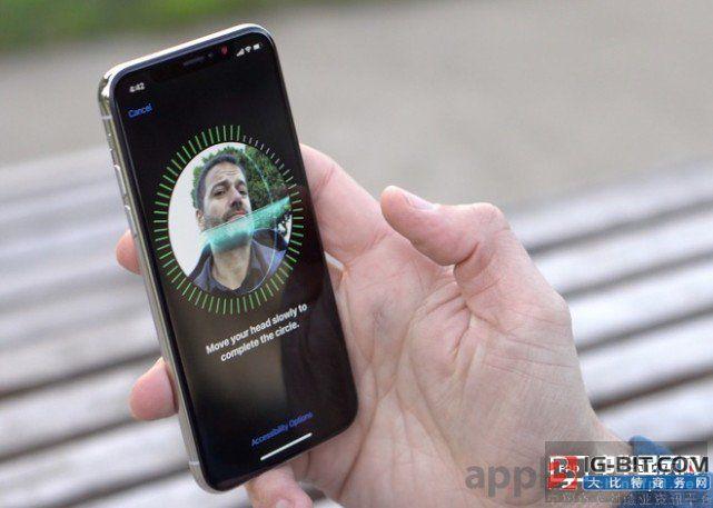 苹果紧追不舍,持续开发OLED整合指纹辨识