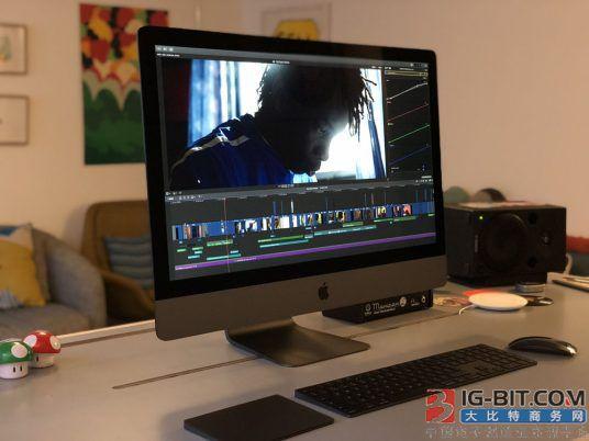 iMac Pro国外达人评测汇总:图形处理能力逆天