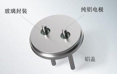 世界首创玻璃铝密封元件提升电容性能
