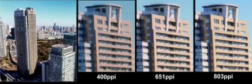 JDI推高精细VR用液晶,加快研发1000ppi产品