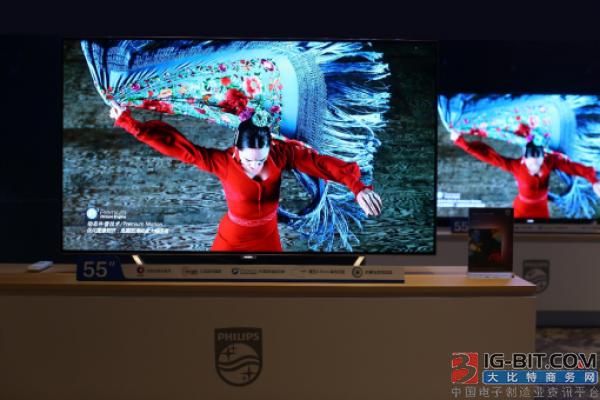 OLED成高端彩电代名词 飞利浦稳健推进OLED电视普及