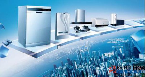 家电巨头抢占市场份额 我国家电市场仍有提升空间