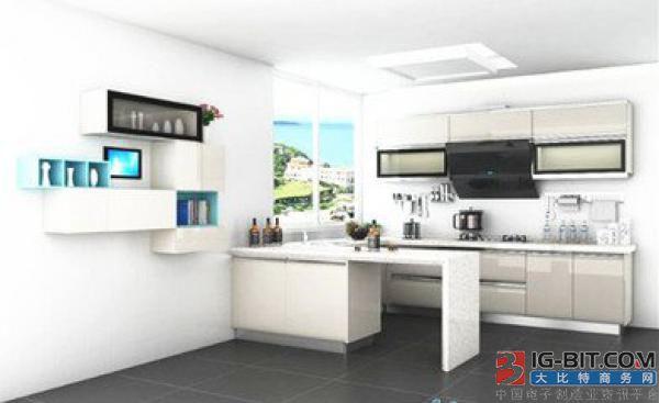 万和技术创新构建智能化厨电 时尚新式厨房正在形成