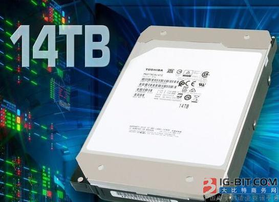 14TB超大容量传统磁记录技术硬盘诞生