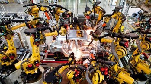 IFR预测:2020年新安装工业机器人将达170万台