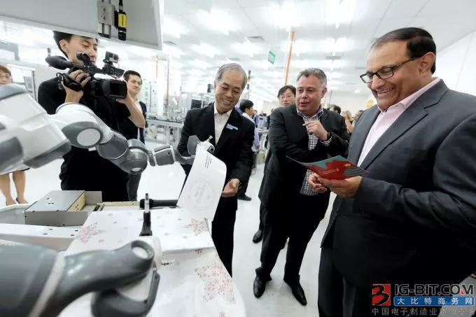 惠普投资近5亿元,在新加坡开设先进制造中心,3D打印成重要支撑