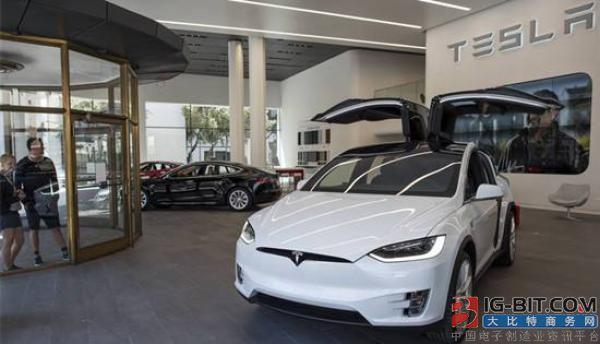 外企抢占抢占市场份额 新能源车成进口车市场增长主力军