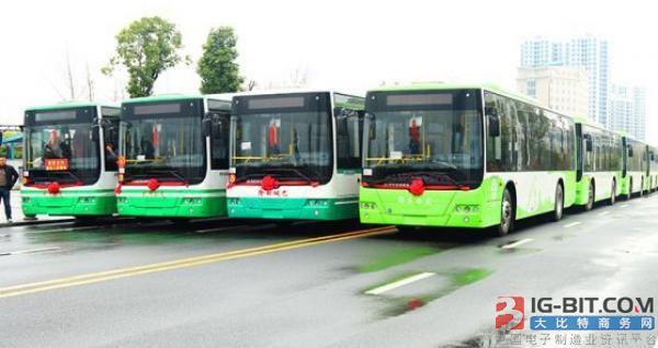 邵阳市新增272辆新能源纯电动公交车将投放五个县市运营
