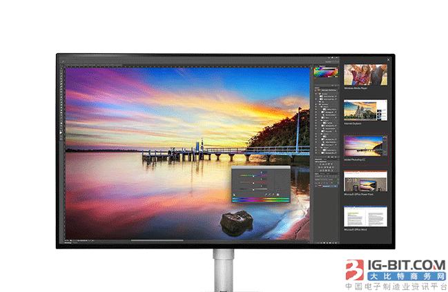 LG发布5K HDR超宽屏显示器
