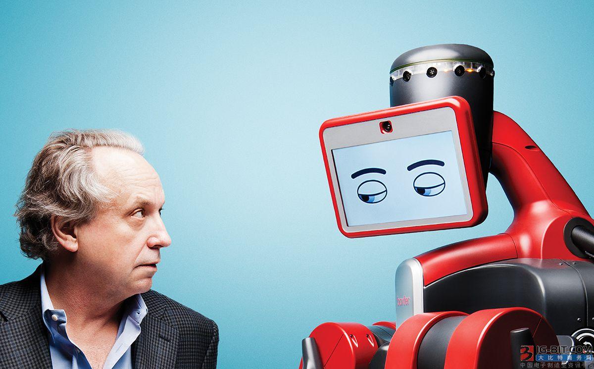 Rethink Robotics董事长:更集成的机器人是解决工厂劳动力短缺的关键