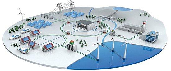 智慧用电管理系统开启城市安全模式