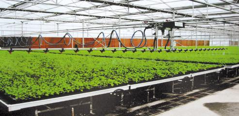 无电池无线感测用于智能农业