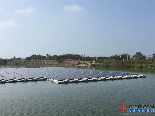 台湾水利署加速推动湖库水域型太阳能电站建设