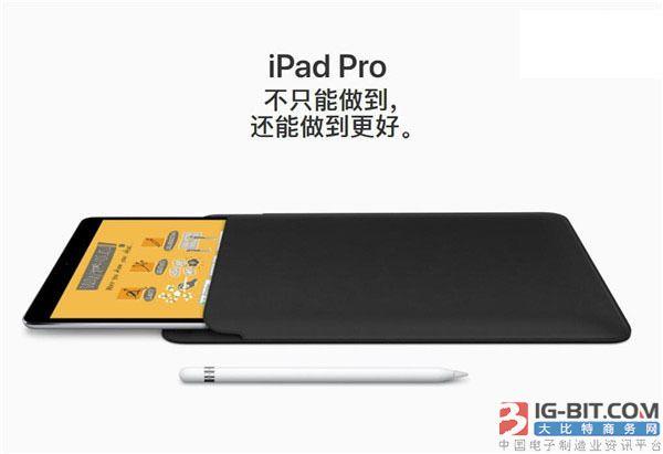 面容ID+全面屏:新一代iPad预计明年3月公布