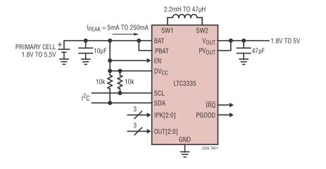 adi推出用于可穿戴设备的低静态电流ic解决方案_器件