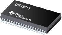 DRV8711 步进电机控制器集成电路(IC) 产品信息和数据表