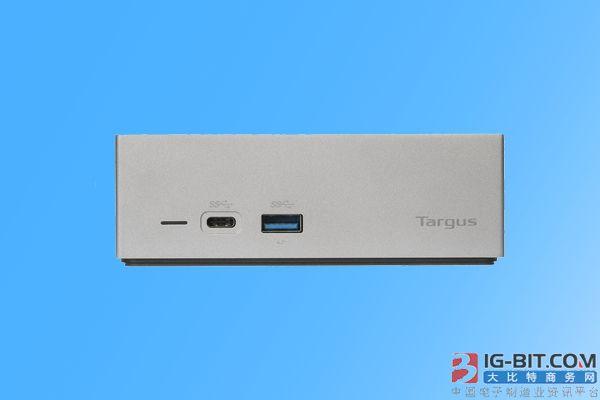 独立电源供电!泰格斯新款拓展坞开卖:支持双4K 60Hz显示
