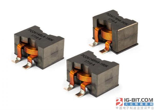Bourns 推出符合标准的AEC-Q200 功率电感器产品