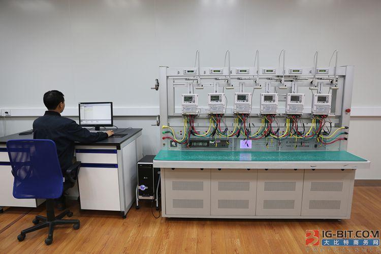 浙江省计量院积极申报OMIL–CS体系下电能表实验室