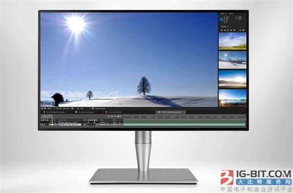 华硕发布ProArt PA27AC专业显示器:HDR400标准