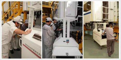 航天一院测控公司新产品通过高铁整车电缆测试验证