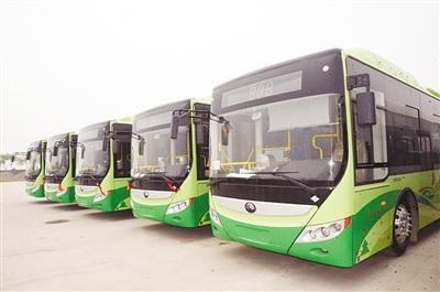 创建绿色健康新环境 广州力争2018年底前实现公交电动化