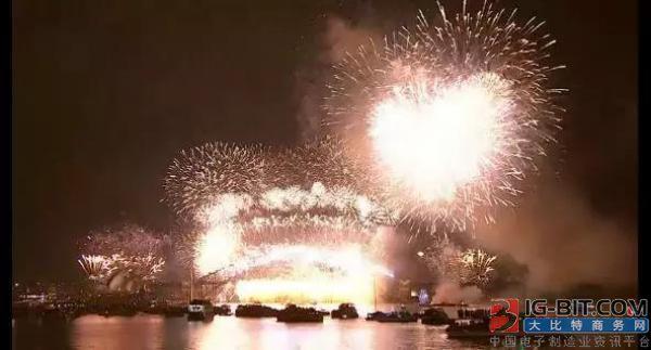 悉尼2018跨年:3000种灯光效果与8吨烟花汇演