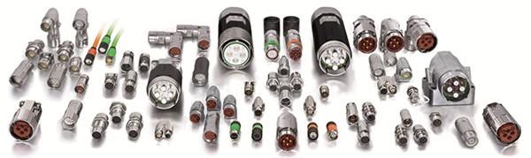 TE Connectivity的Intercontec连接器推出全新跨越多种电机平台的定制化解决方案