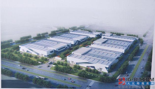 """2000亿""""中国芯""""项目启动 成都拉开今年高质量发展序幕"""