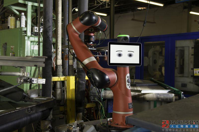 Sawyer智能协作机器人助力注塑公司提升产量