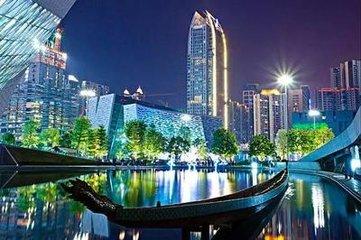 广州开发区两大千亿级产业项目同时破土动工