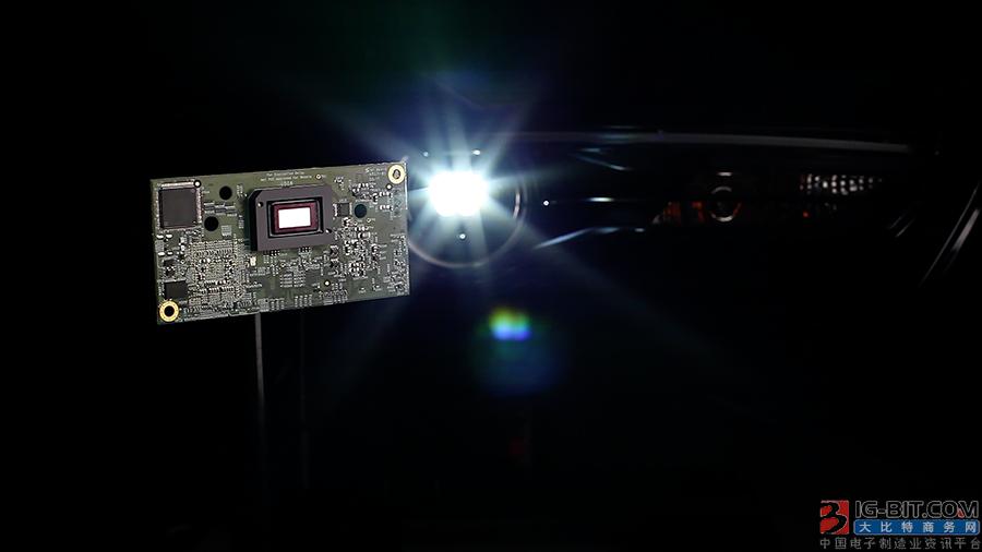 德州仪器全新的高分辨率DLP®技术革新车前大灯系统