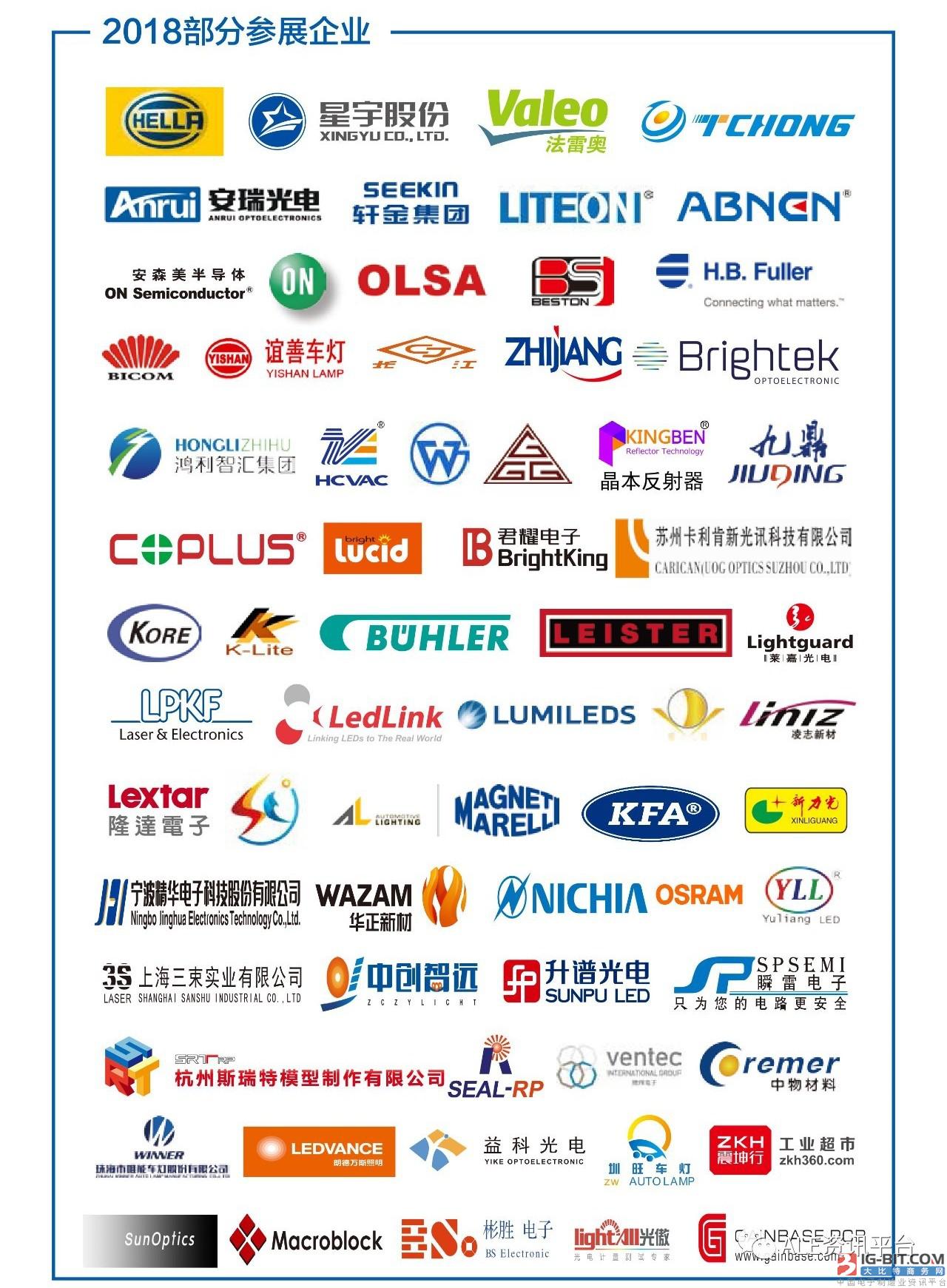 2018年第十三届汽车灯具产业发展技术论坛暨第四届上海国际汽车灯具展览会(ALE)火热进行中