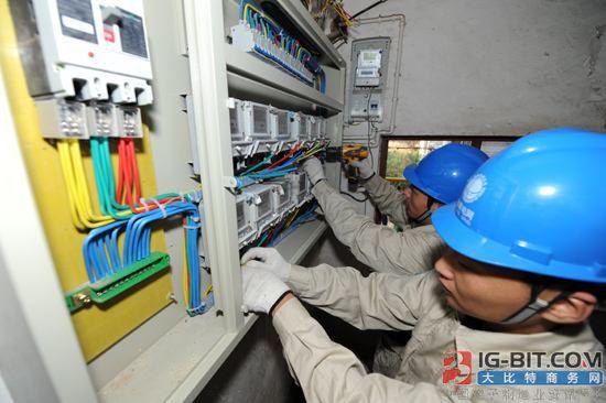 广西田东供电公司低压电能表改造项目稳步推进