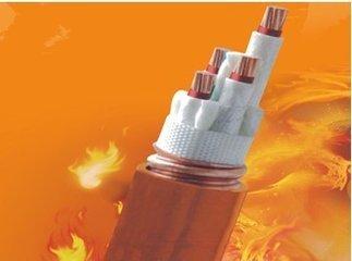 WTTEZ无机绝缘防火电缆结构及性能特点