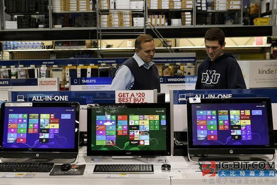 Gartner:美国市场PC销量大幅下滑 智能音箱争利