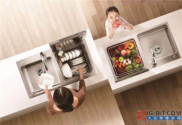 方太水槽洗碗机实力上演中国创造新速度