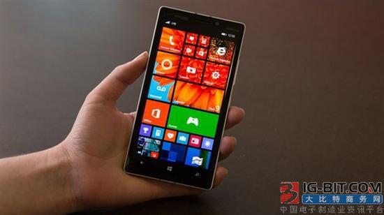 Windows手机全球份额趋近于0:中国逆势翻番