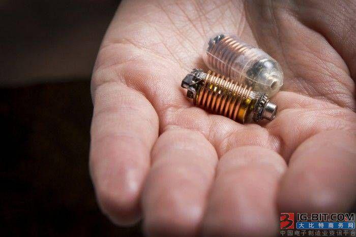 澳科学家研发可吞食微型电子胶囊 可用于检测肠胃健康