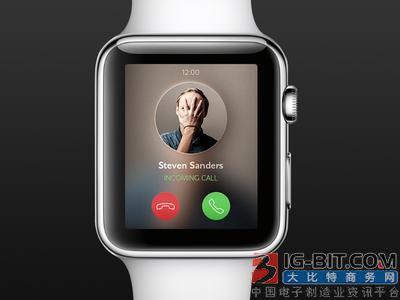 官方表示 医疗设备可能会受到Apple Watch的干扰