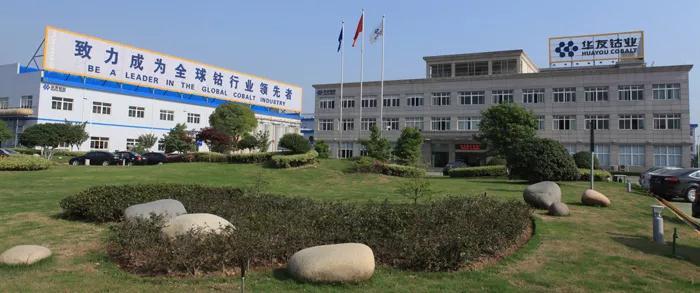 华友钴业拟成立两家合资企业 聚焦锂电新能源材料