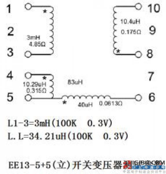如何准确有效的解剖开关电源变压器
