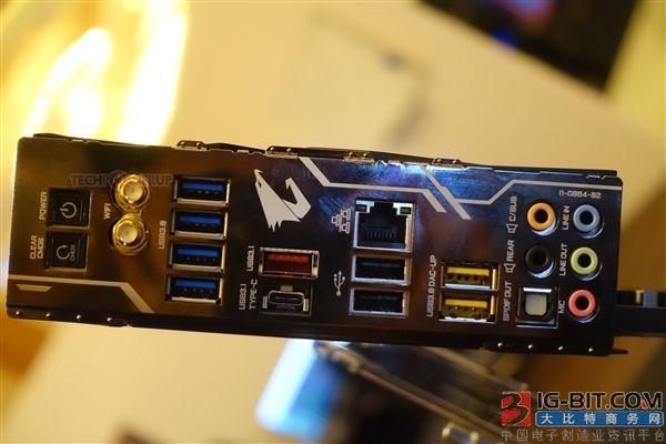 技嘉X470 Gaming 7主板亮相