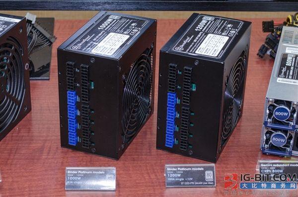银欣两款PC电源发布