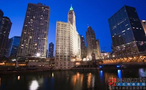 LED路灯成全球趋势,芝加哥10亿元项目进行中