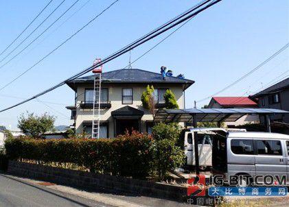日本太阳能产业萎靡 企业破产数飙新高