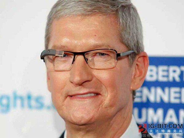 苹果AR眼镜又有传闻 CES库克与AR眼镜供应商见面