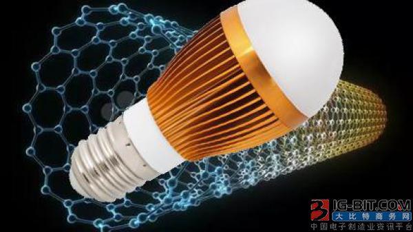 石墨烯LED走出国门,工程照明应用率先落地