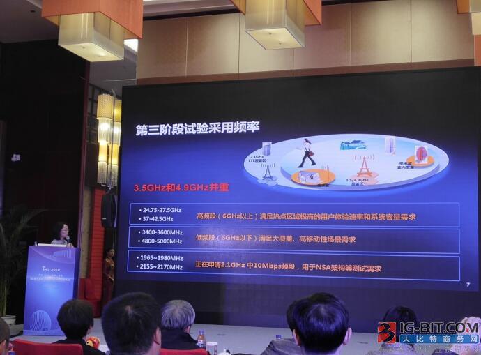 我国计划新增10M 5G低频频段