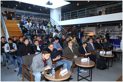 2017英飞凌电源产品方案DIY设计大赛圆满落幕 助力中国电源设计水平和创新能力的提升
